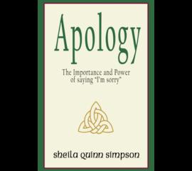Apology Book